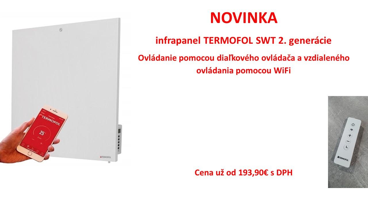 Infrapanel SWT 2. Generácia